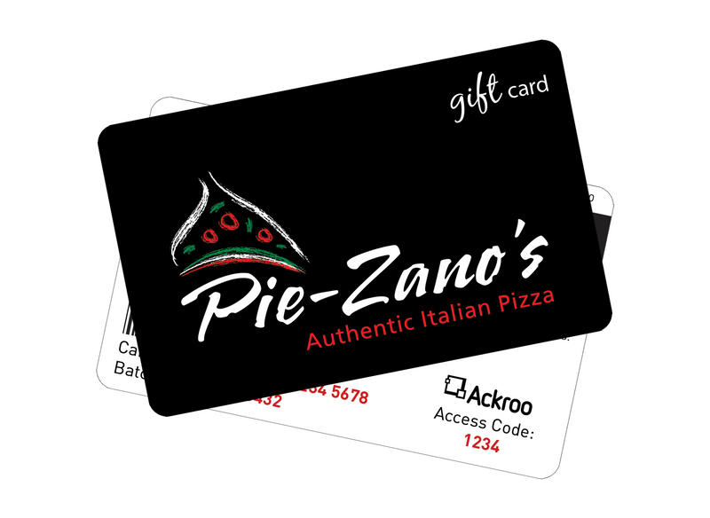 Pie Zano's Pizza
