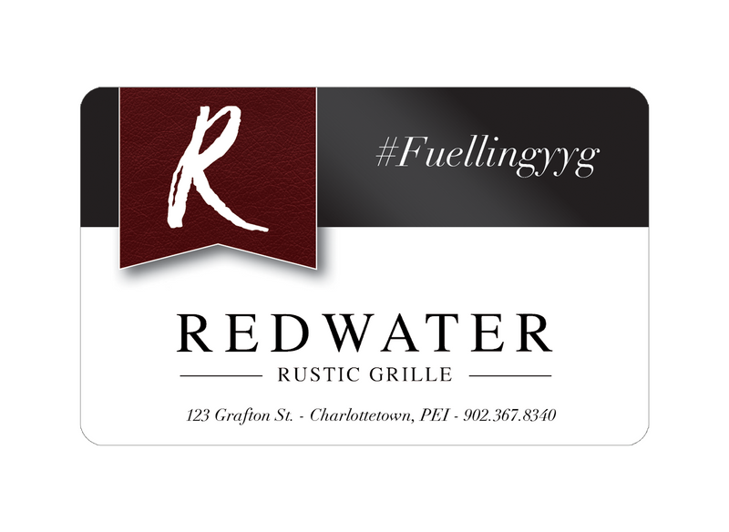 Redwater Rustic Grille