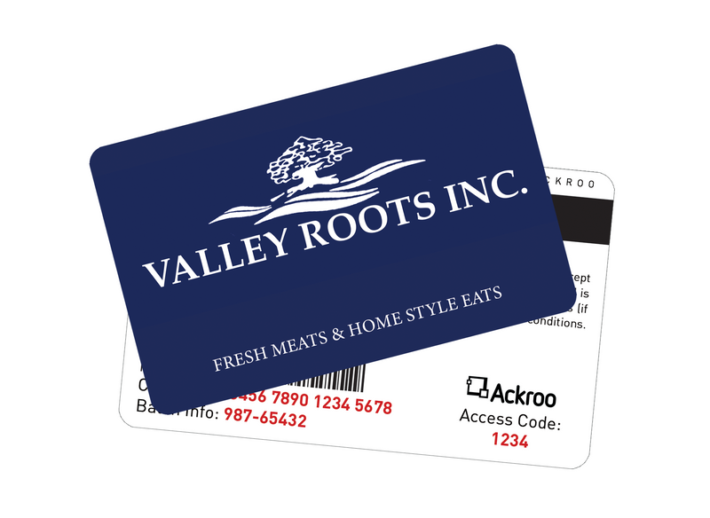 Valley Roots Inc.