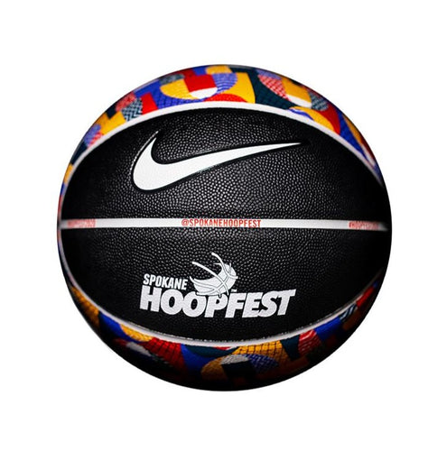 Hoopfest 2020 Game Ball Size 7