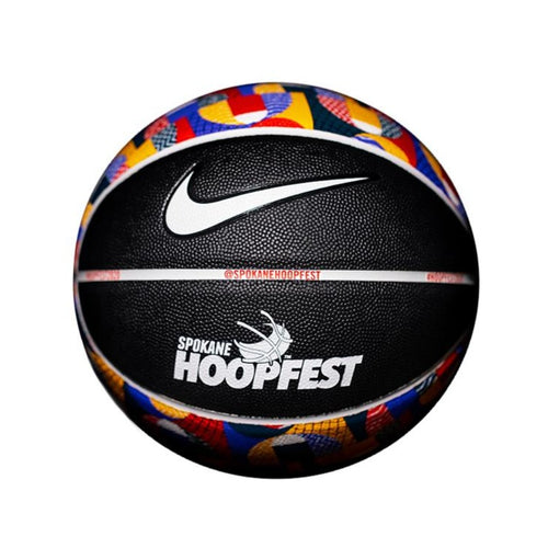 Hoopfest 2020 Game Ball Size 6