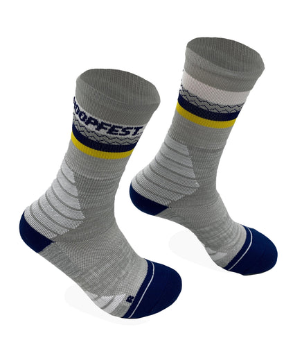 Select Threads Performance Sock - Gray