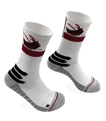 Select Threads Performance Sock - White