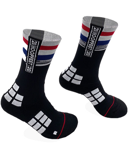 Select Threads Performance Sock - Black
