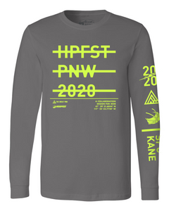 The Great PNW Fade Away Long Sleeve
