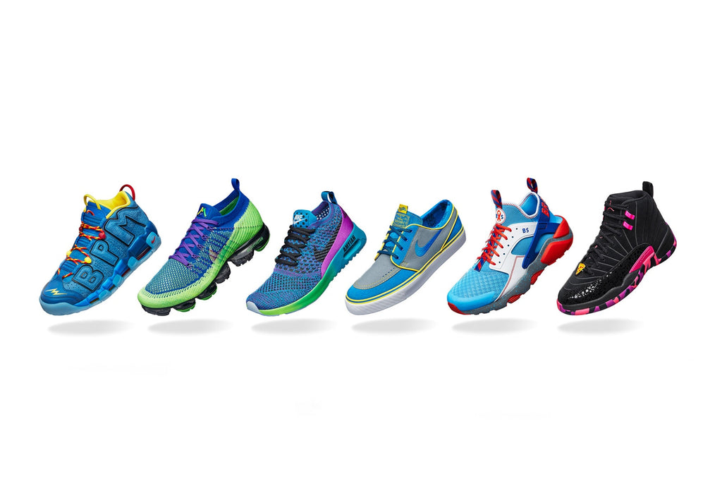 738e5503471 Nike 2017 Doernbecher Freestyle Program Collection - The Sole Library