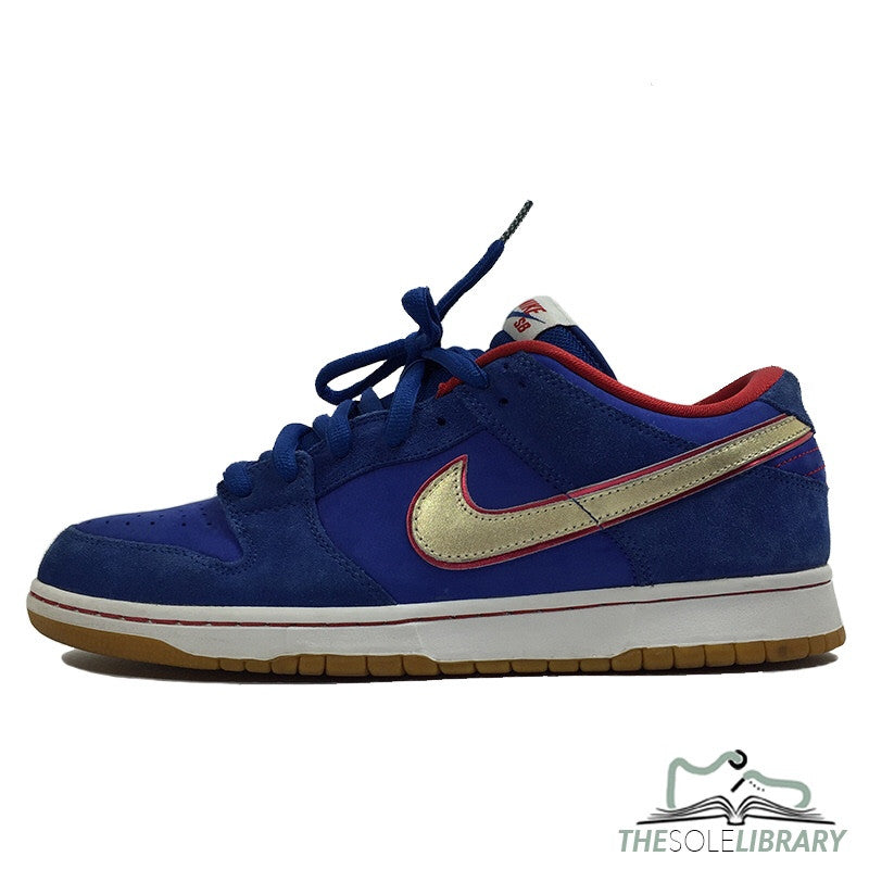 Nike Dunk Low SB 'Thai Temple'