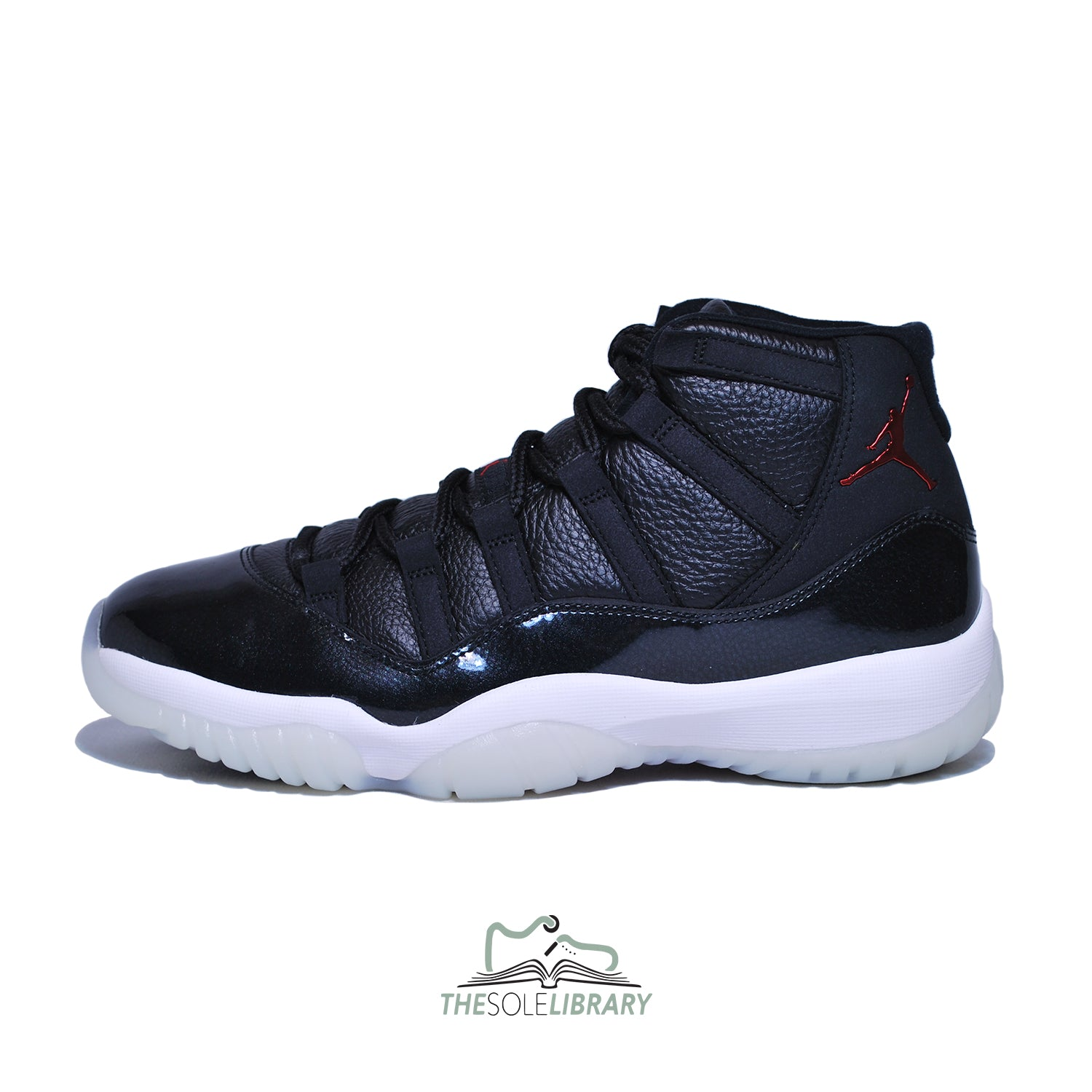 2dface3114d Jordan 11  72-10  on The Sole Library