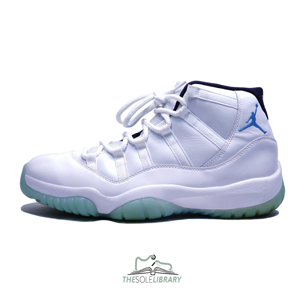 Jordan 11 'Legend Blue'