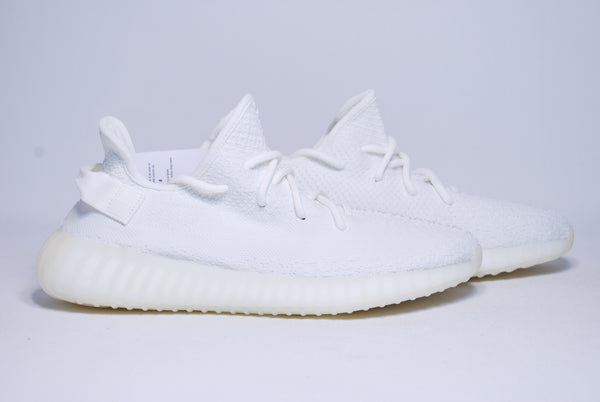 6951f302bcf Adidas Yeezy Boost 350 V2  Cream White  - The Sole Library