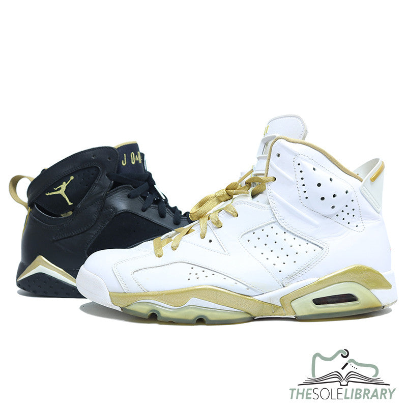 536ceb8d8b92 Jordan 6   7 GMP Pack - The Sole Library
