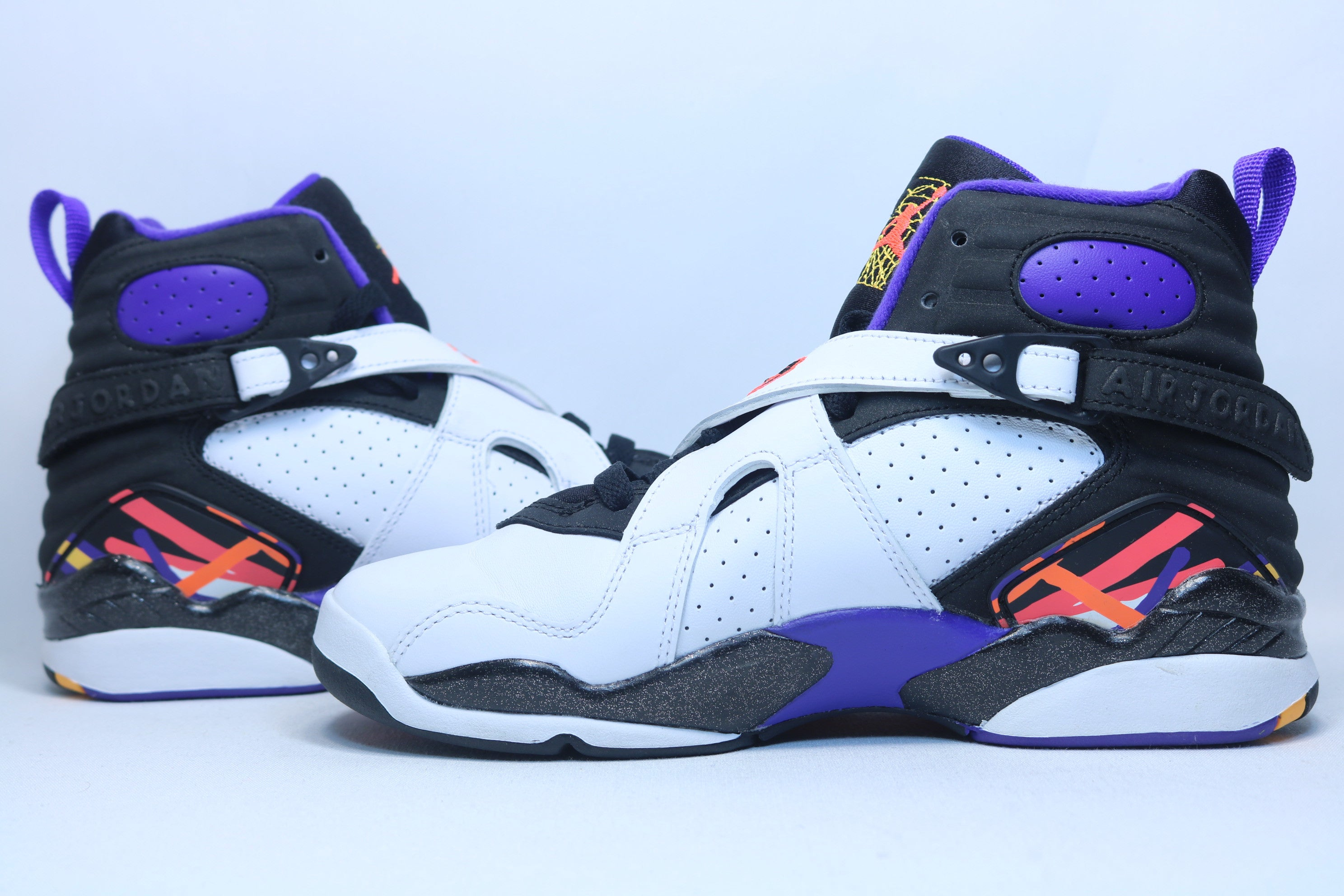 Jordan 8 'Three Peat'
