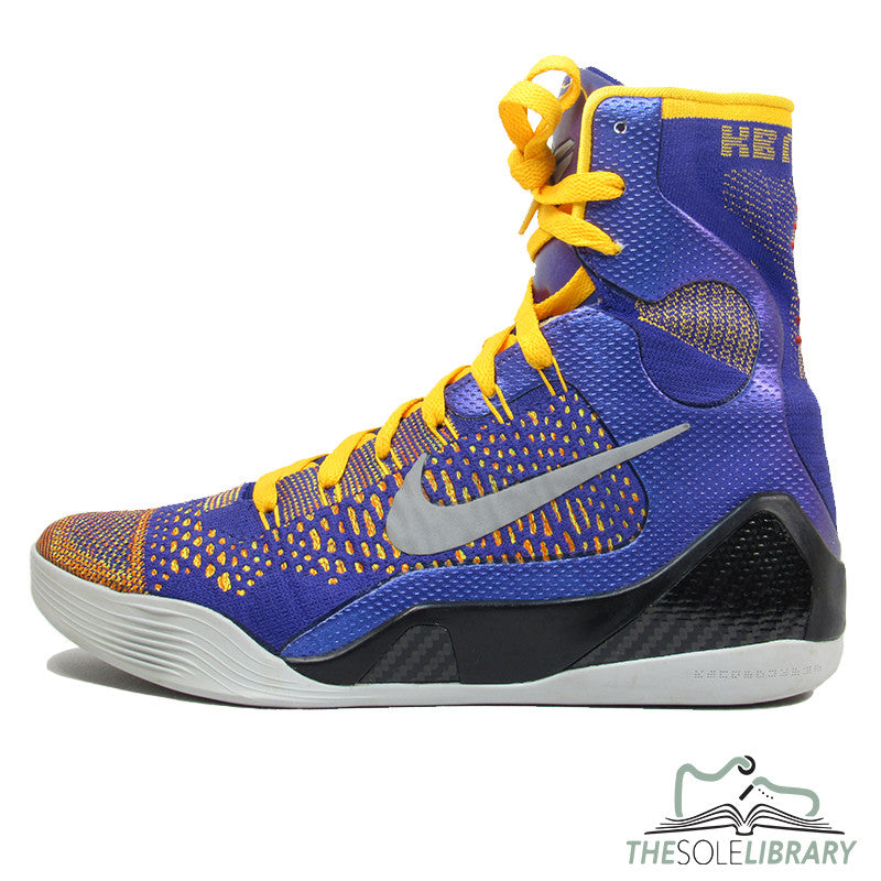 Nike Kobe 9  Showtime  - The Sole Library 6e0af4c134