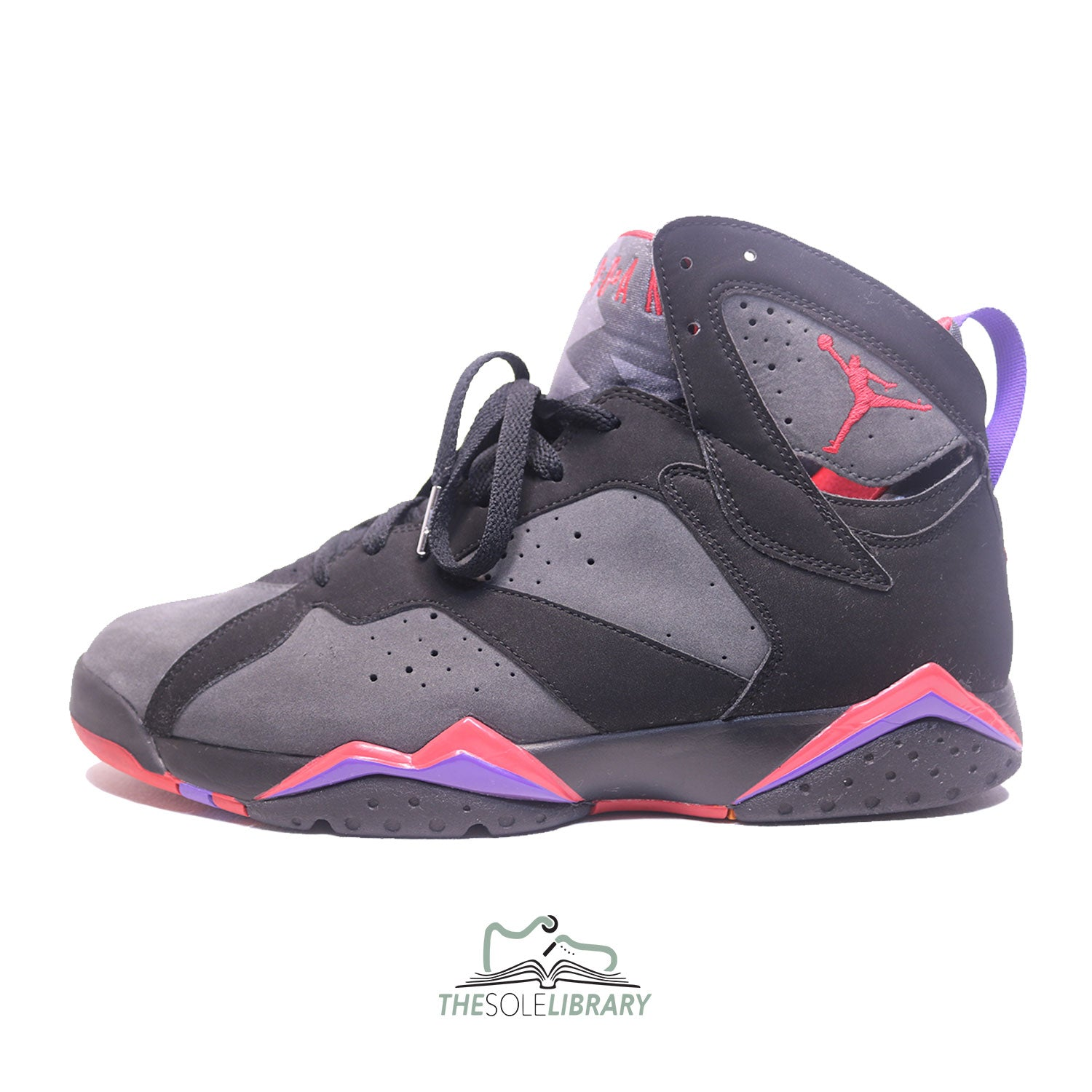 new product 25e5f f12df Jordan 7 Raptor DMP For Sale - The Sole Library