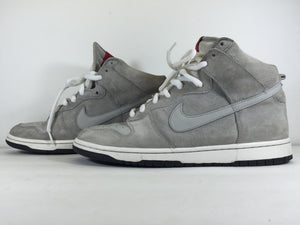 "Nike Dunk High ""Pee Wee Herman"""