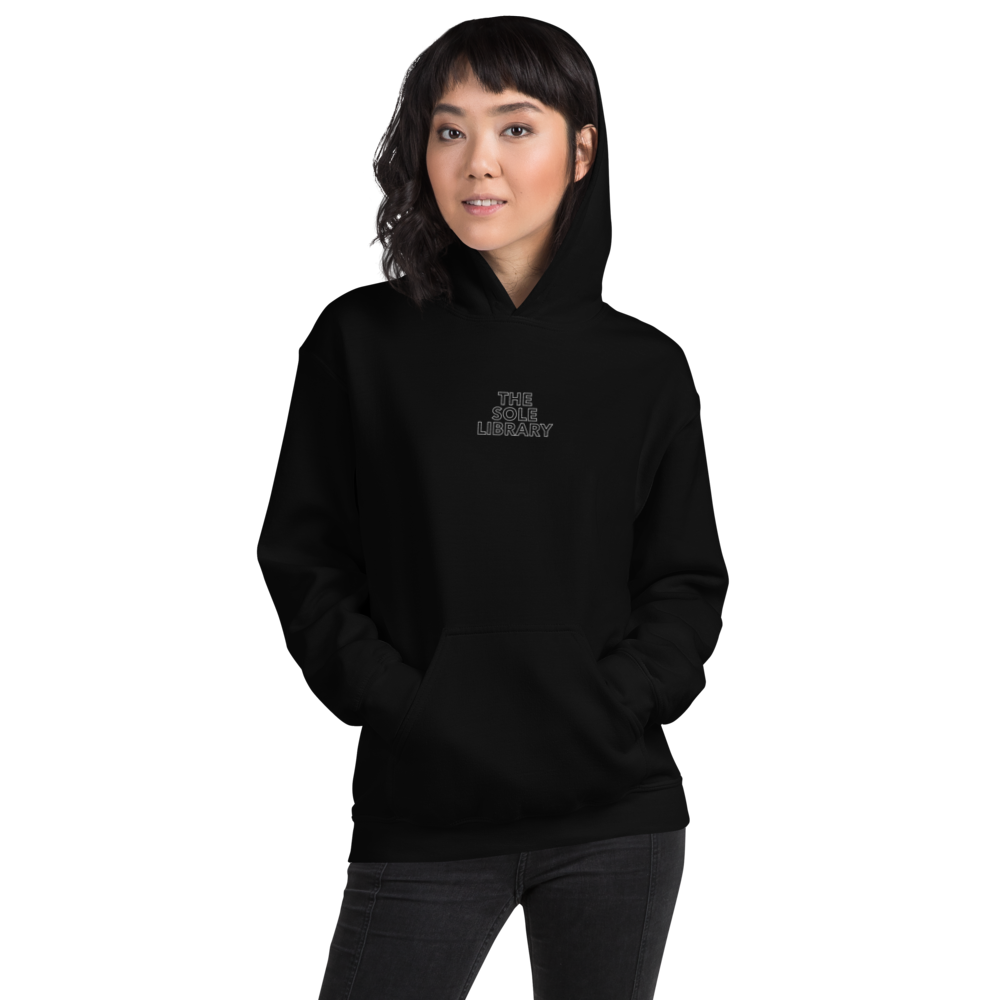 The Sole Library Stitched Hoodie