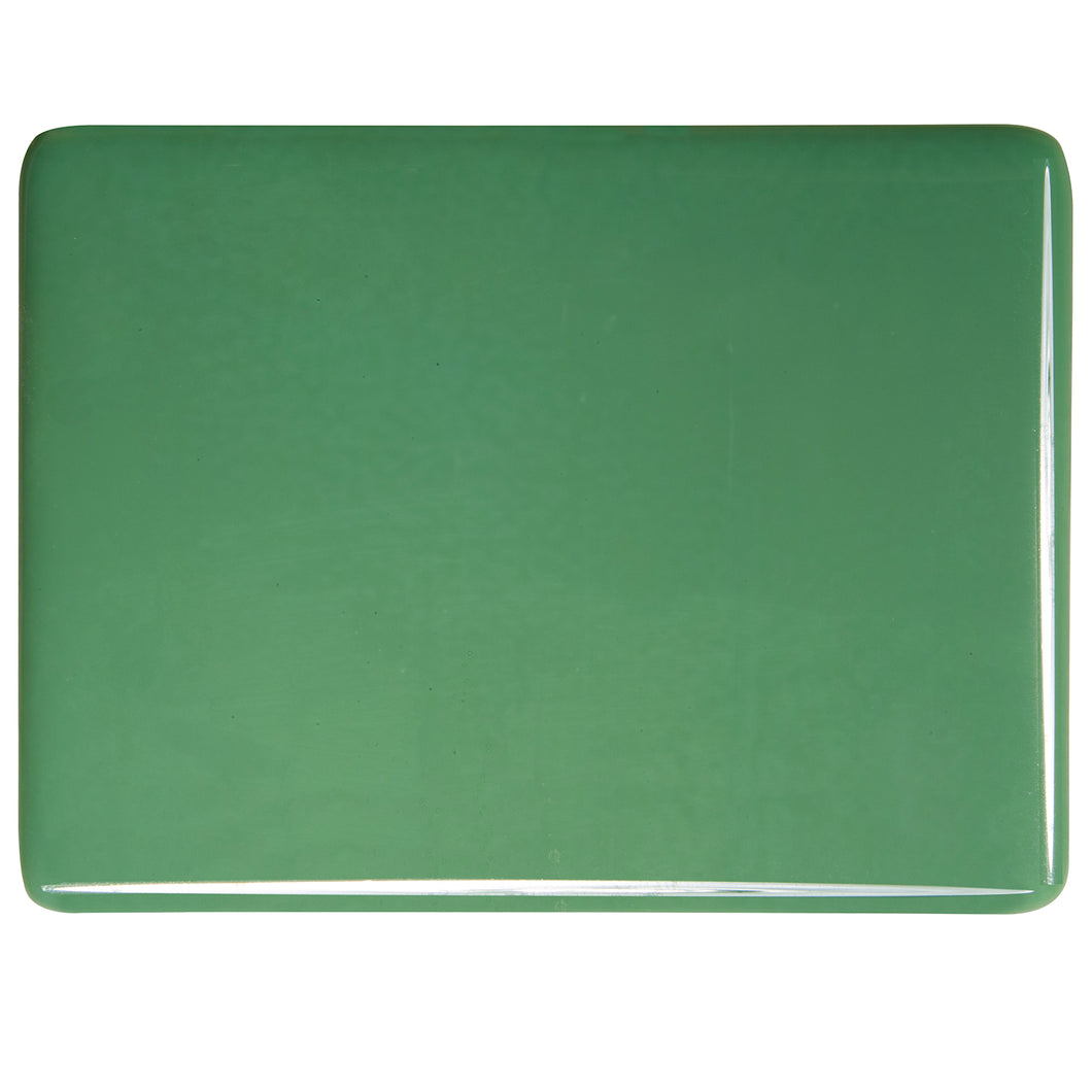 Sheet Glass - Mineral Green - Opalescent