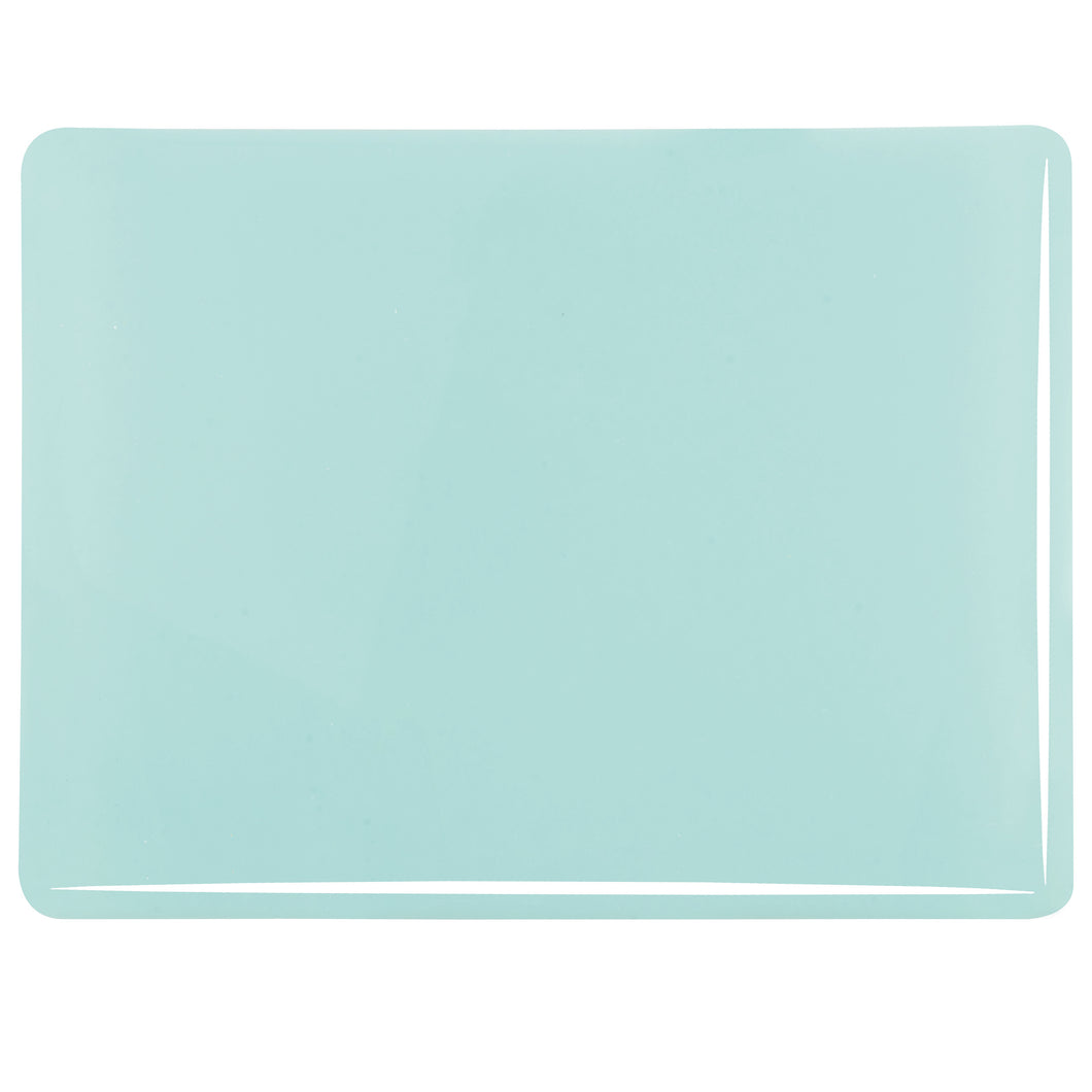 Sheet Glass - Robin's Egg Blue - Opalescent