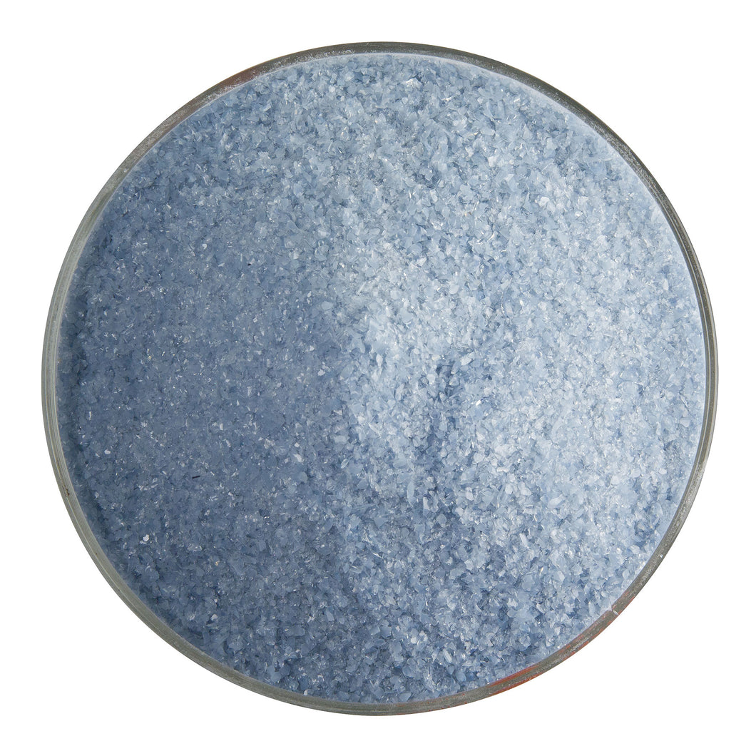 Frit - Dusty Blue - Opalescent