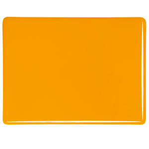 Sheet Glass - Marigold Yellow* - Opalescent