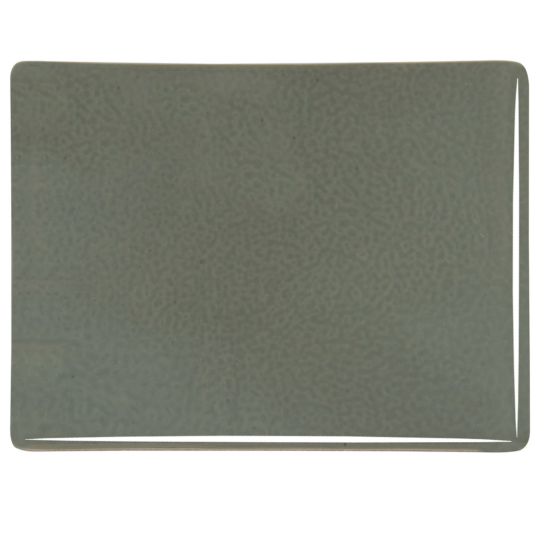 Sheet Glass - Gray Green - Opalescent