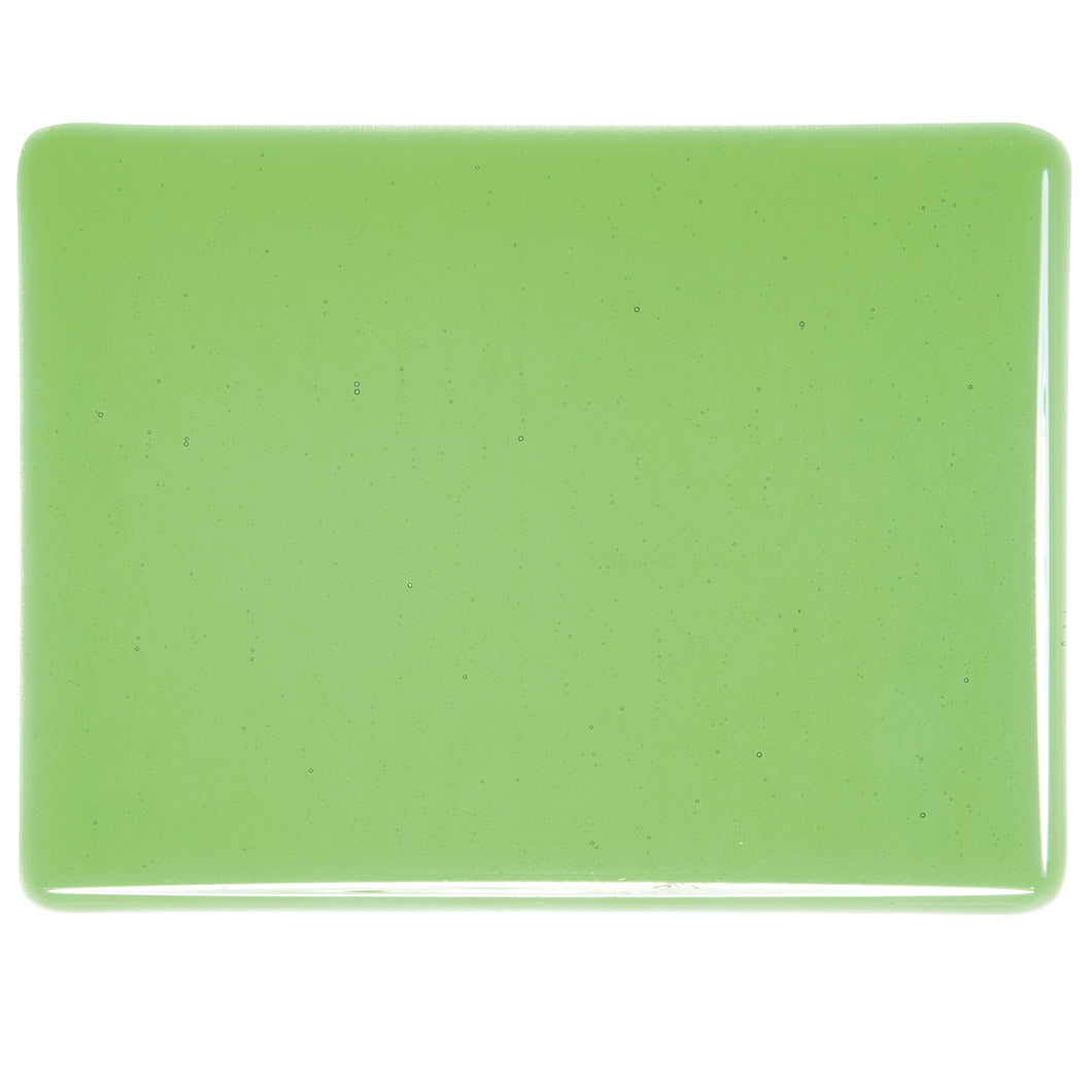 Sheet Glass - Light Green - Transparent