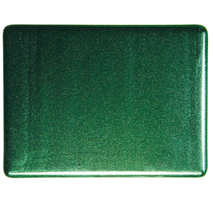 Sheet Glass - Aventurine Green - Transparent