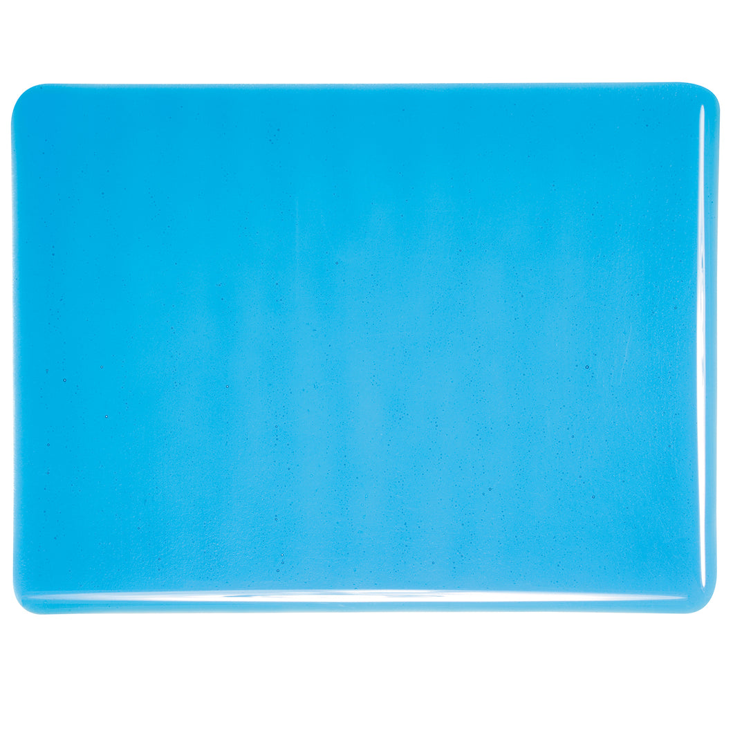 Sheet Glass - Turquoise Blue - Transparent