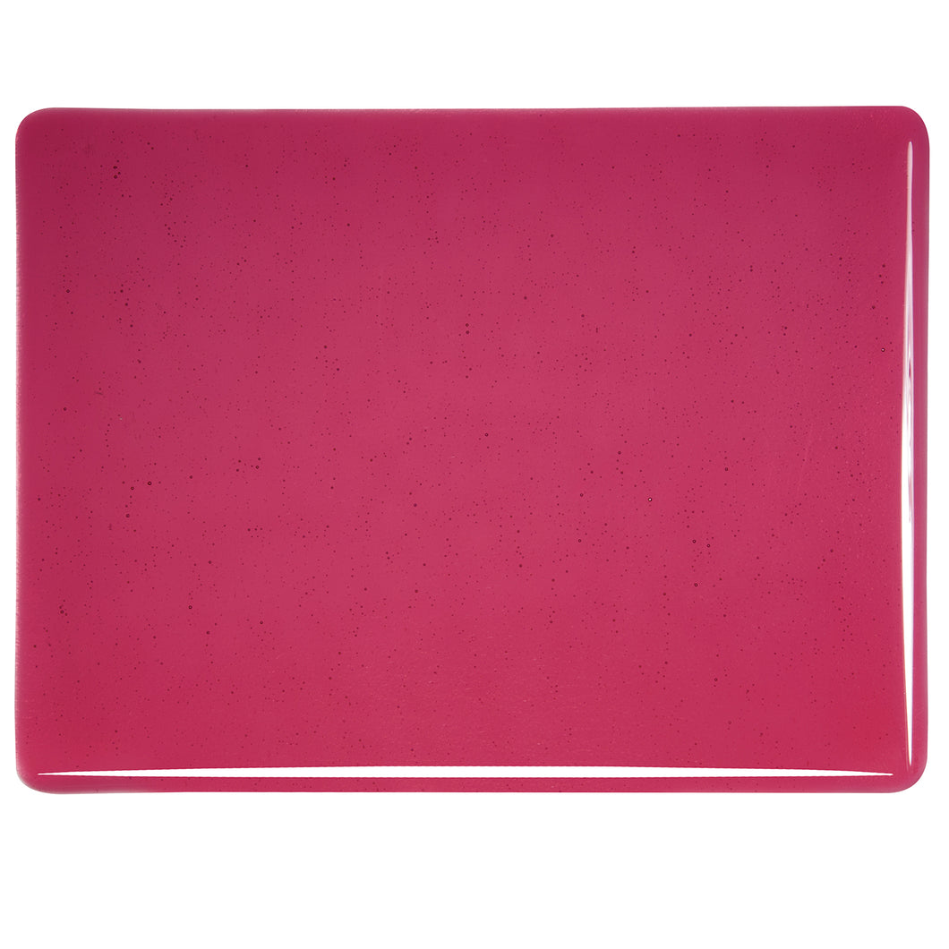 Large Sheet Glass - Cranberry Pink* - Transparent