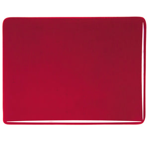 Sheet Glass - Garnet Red* - Transparent