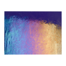 Load image into Gallery viewer, Sheet Glass - Gold Purple Iridescent Rainbow* - Transparent