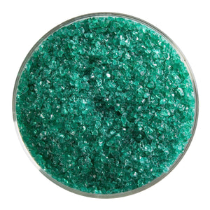 Frit - Emerald Green - Transparent