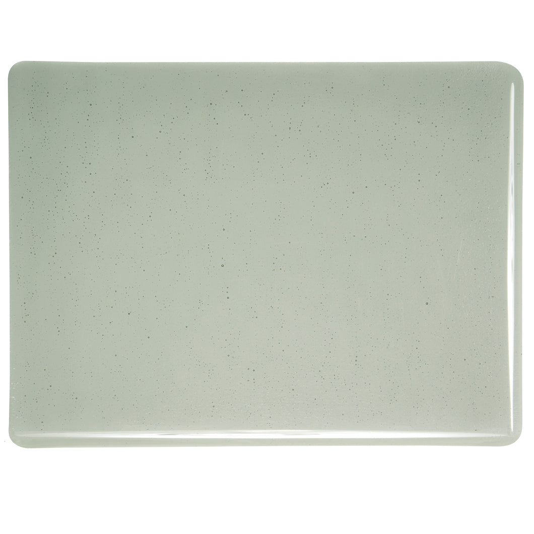 Large Sheet Glass - Light Silver Gray - Transparent