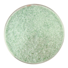 Load image into Gallery viewer, Frit - Mint Green Opalescent, Aventurine Green Transparent 2-Color Mix