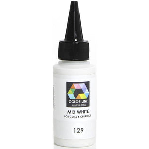 Color Line Paint- #129 Mixing White