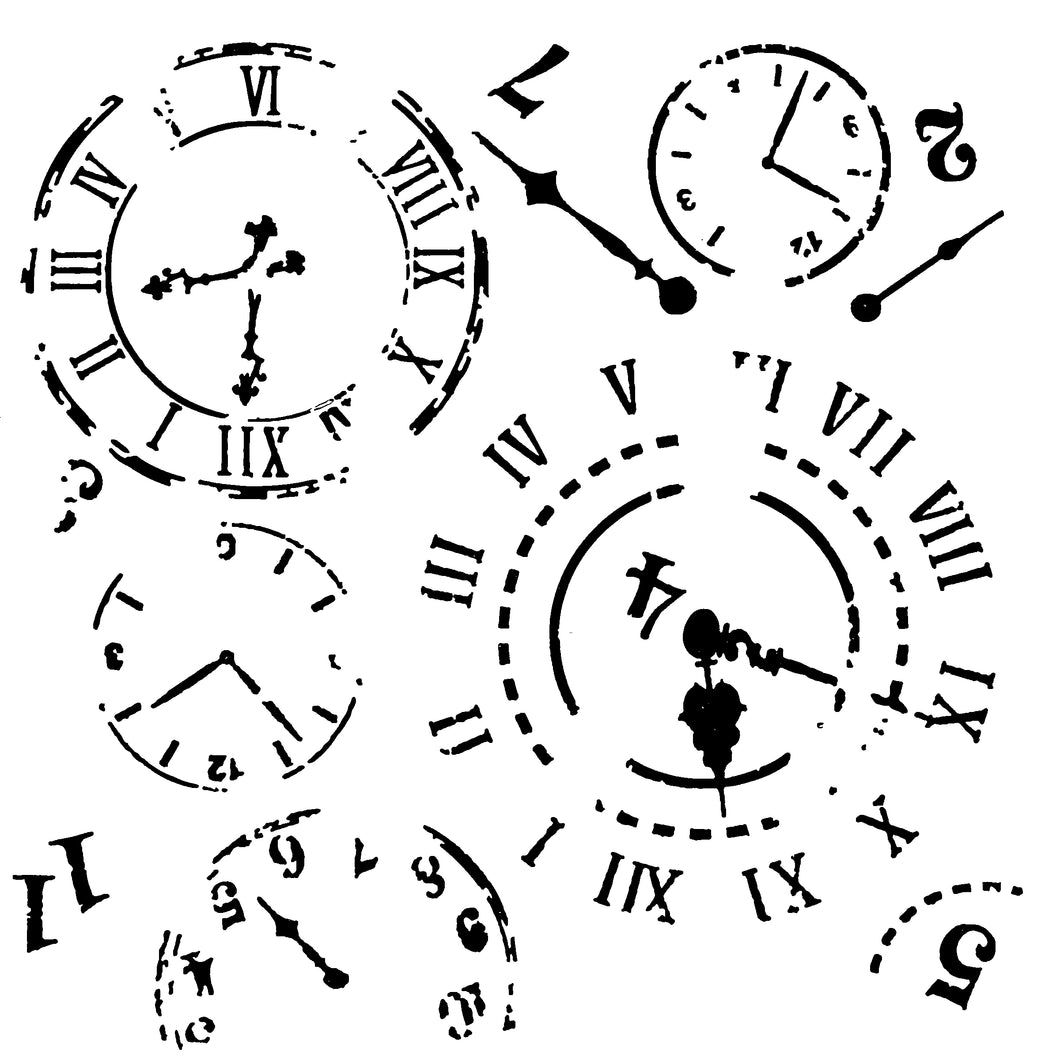 Stencil - Time Travel