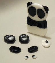 Load image into Gallery viewer, Teddy/Panda Bear Casting Mold Set