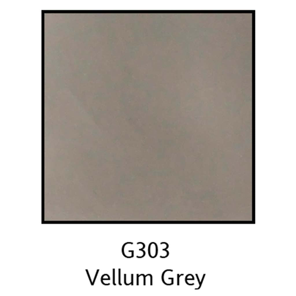 Colors for Earth Enamel- G303 Vellum Grey