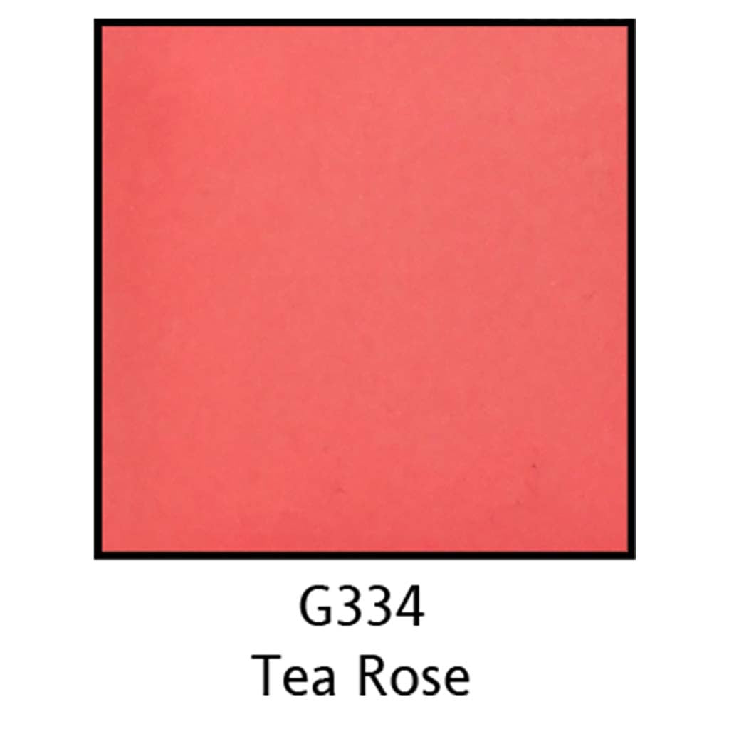 Colors for Earth Enamel- G334 Tea Rose