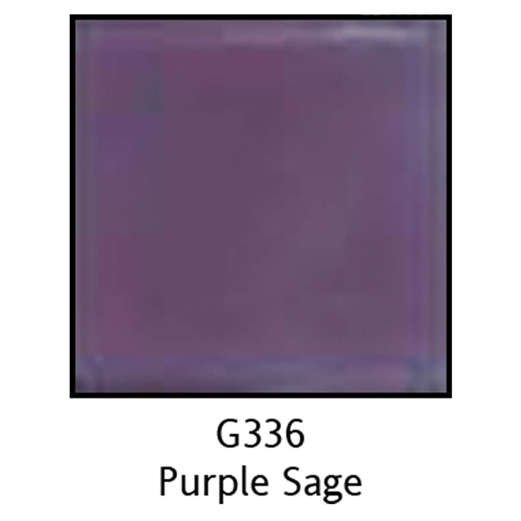 Colors for Earth Enamel- G336 Purple Sage