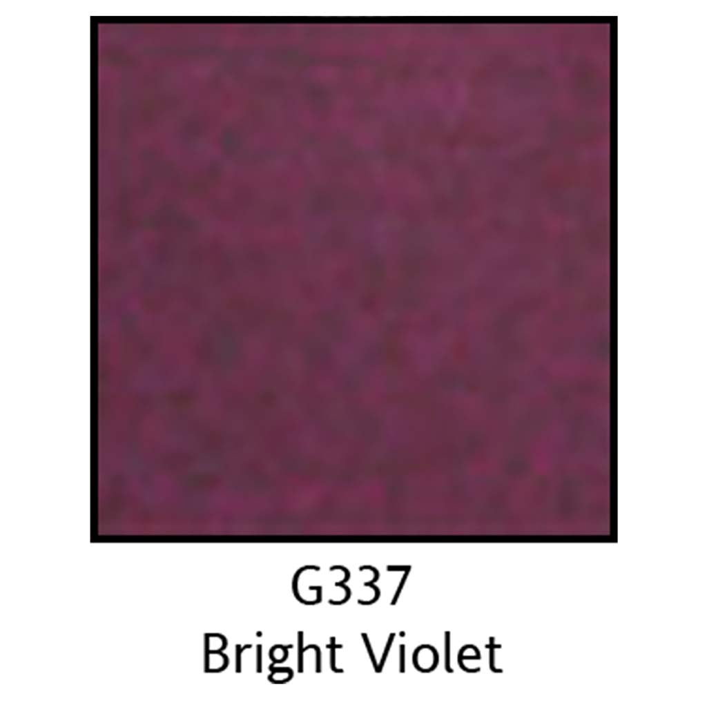 Colors for Earth Enamel- G337 Bright Violet