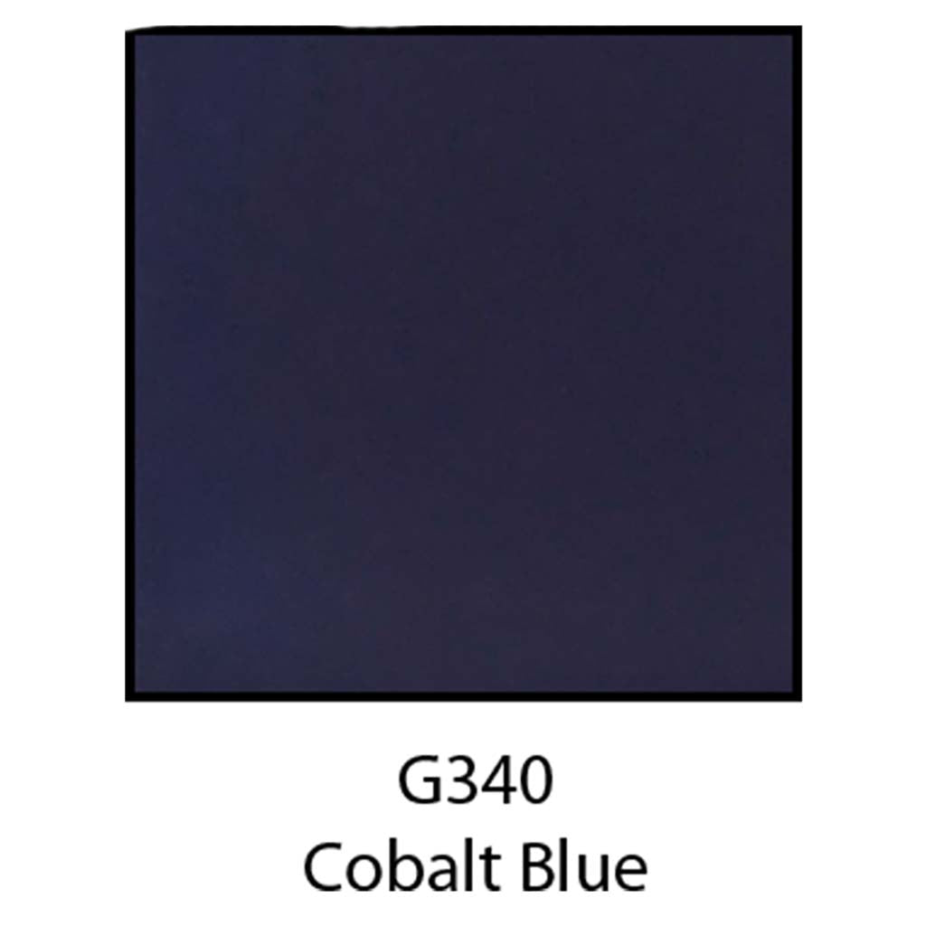 Colors for Earth Enamel- G340 Cobalt Blue