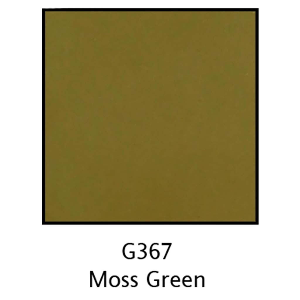 Colors for Earth Enamel- G367 Moss Green