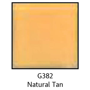 Colors for Earth Enamel- G382 Natural Tan