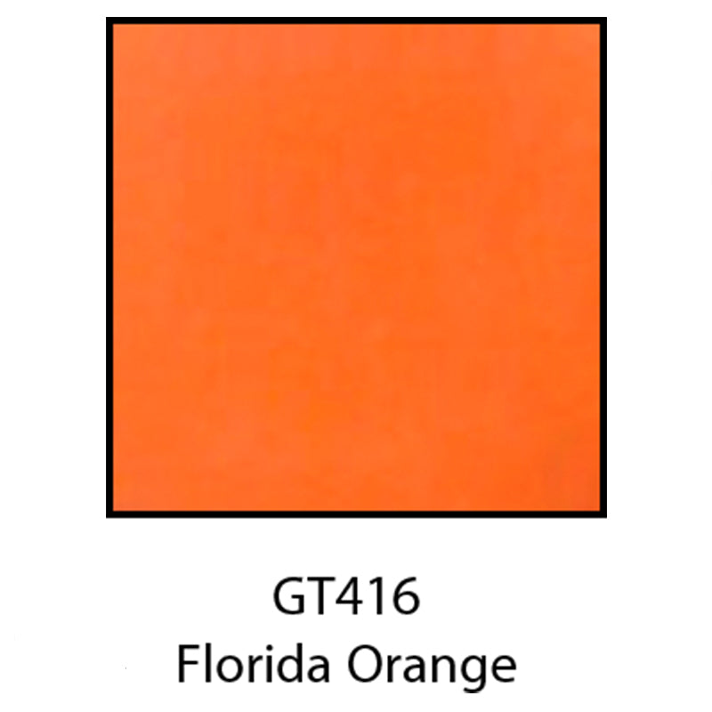 Colors for Earth Enamel- GT416 Florida Orange