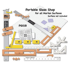 Load image into Gallery viewer, Morton Portable Glass Shop