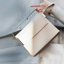 Load image into Gallery viewer, Montmartre Cream Handbag