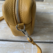 Load image into Gallery viewer, Valencia - Mustard Crossbody Bag