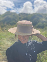 Load image into Gallery viewer, Antibes Boater Hat