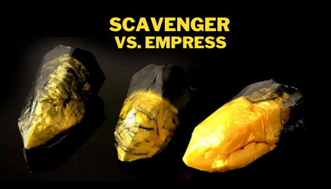 Scavenger Vs. Empress Crystal